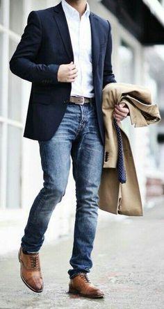 chọn quần jean nam theo dáng người