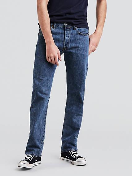 chọn quần jean cho bạn nam có dáng cân đối