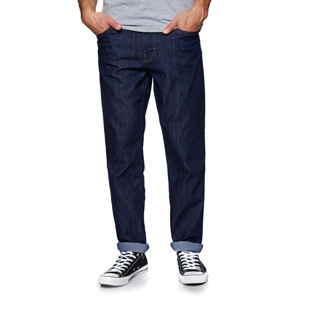 chọn quần jean nam cho người to lớn