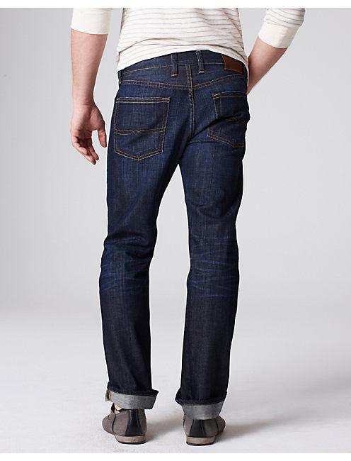 chọn quần jean nam cho người thấp bé