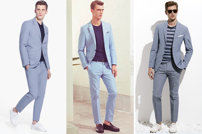 kết hợp áo thun dài tay nam với áo vest nam