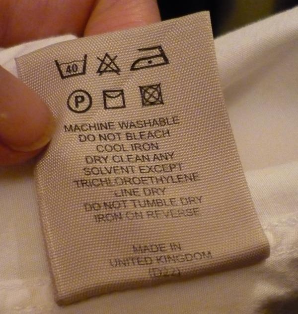 Cách giặt áo khoác phao lông vũ